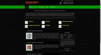 2handyman | London Handyman Services