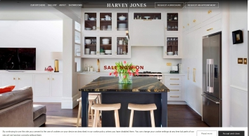 Harvey Jones