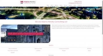 Adams Hendry Consulting Ltd