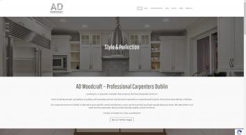 Carpentry Dublin | Bespoke Carpenters Dublin | AD Woodcraft