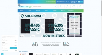 Alternergy - Quality Green Energy Suppliers