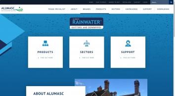 Alumasc Rainwater Systems