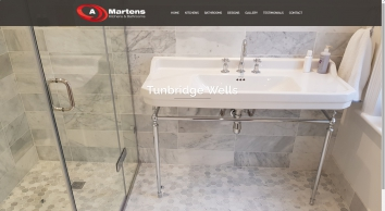 AMartens.co.uk - Kitchens & Bathrooms - Where Innovation Meets Utility