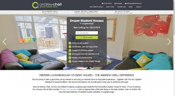 Andrew Chell Premier Student Houses