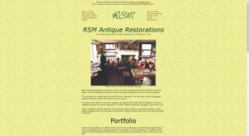 RSM Antique Restorations , Blackpool, Lancashire