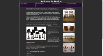 Antiques by Design