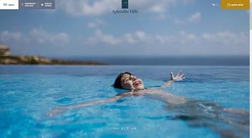 Aphrodite Homes, Aphrodite Hills Resort