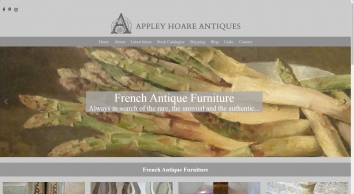 French Antique Furniture in London | Appley Hoare Antiques