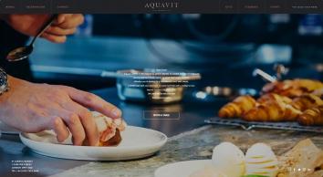 Aquavit London   Michelin Star Nordic Cuisine