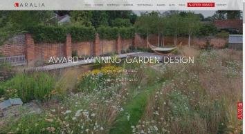 Aralia: Innovation in Landscape Design