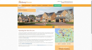 Archway Homes | Executive new homes in the North West