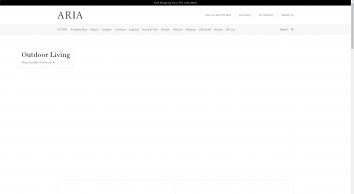 Aria, London | Shop Contemporary Furniture, Lighting, Homeware, Gifts