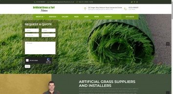Artificial Grass and Turf Solutions Ltd