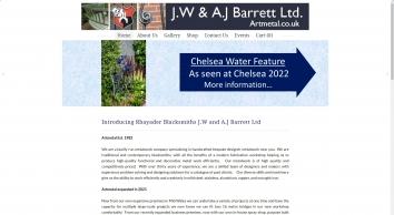 JW & AJ Barrett Ltd