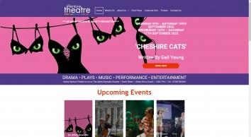 The Venture Theatre, North Street, Ashby-de-la-Zouch