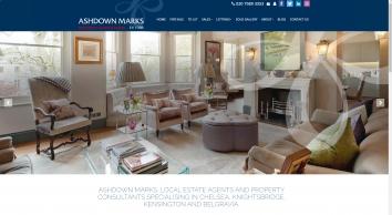 Ashdown Marks - Chelsea Estate Agents