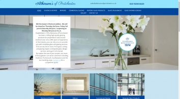 Are you looking for local glaziers? Call Atkinsons of Portchester