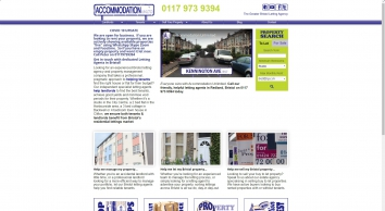 Accommodation Unlimited Letting Agents in Bristol