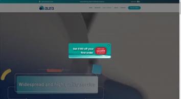 Aura Cebilon Water Purification Devices - Aura Cebilon UK
