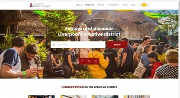The Baltic Triangle Liverpool - The Creative & Digital Quarter