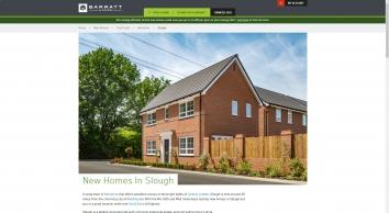 Marlborough Grove Langley Berkshire Barratt Homes