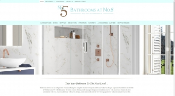 Bathrooms Bath and Bradford-on-Avon | Bathrooms at No 5