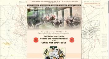 Somme Battlefield Tours Ltd