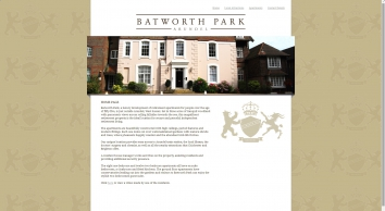Batworth Park House