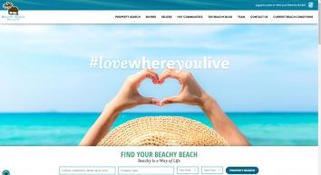 Beachy Beach Real Estate