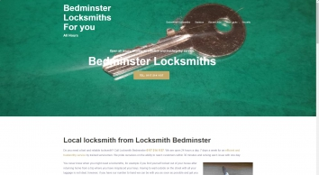 Bedminster Locksmiths For you – All Hours