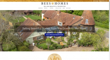 Bees Homes