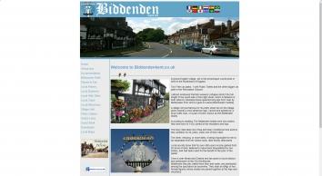 Biddenden Village
