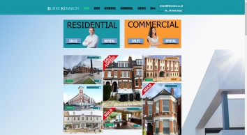 Burke Kennedy Estate Agents Limited, London, SE18