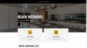 Black Interiors - Coming Soon
