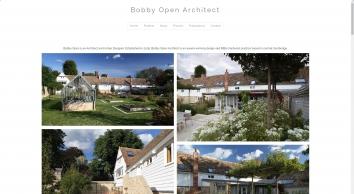 Bobby Open Architect