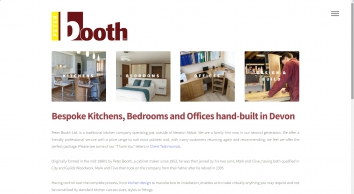 Peter Booth Kitchens Ltd