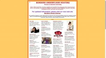Borders Underfloor Heating Ltd