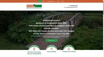 Established landscapers in Reading with Bowood Landscapes Ltd