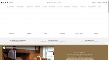 Reproduction furniture, period furniture, classic furniture & traditional furniture