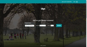 Digs Letting Agents in Bristol