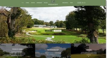 Brokenhurst Manor Golf Club
