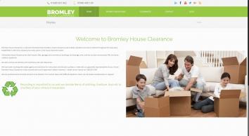 Bromley House Clearance