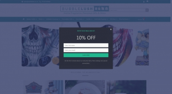 Bubblelush Divine Gifts for Yankee Candle, Candleberry inc Jim Beam, Woodwick and fantastic gift ideas.