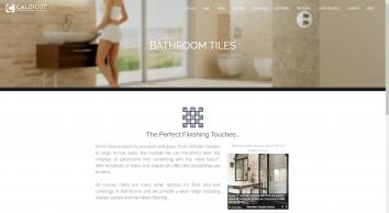 Bathroom Tiles - Caldicot Kitchen & Bathroom Centre