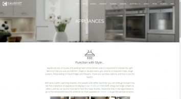 Appliances - Caldicot Kitchen & Bathroom Centre