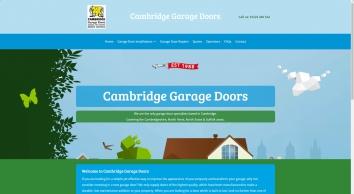 Cambridge Garage Doors Cambridgeshire
