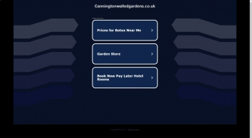 The Walled Gardens of Cannington