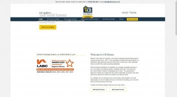 Home - CB Homes