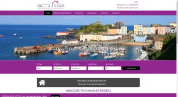 Chandler Rogers Estate Agents Tenby, Pembrokeshire, SA70