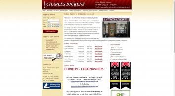 Charles Dickens Estate Agents, Bridgwater